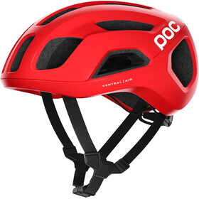 POC Ventral Air Spin Helmet prismane red matt